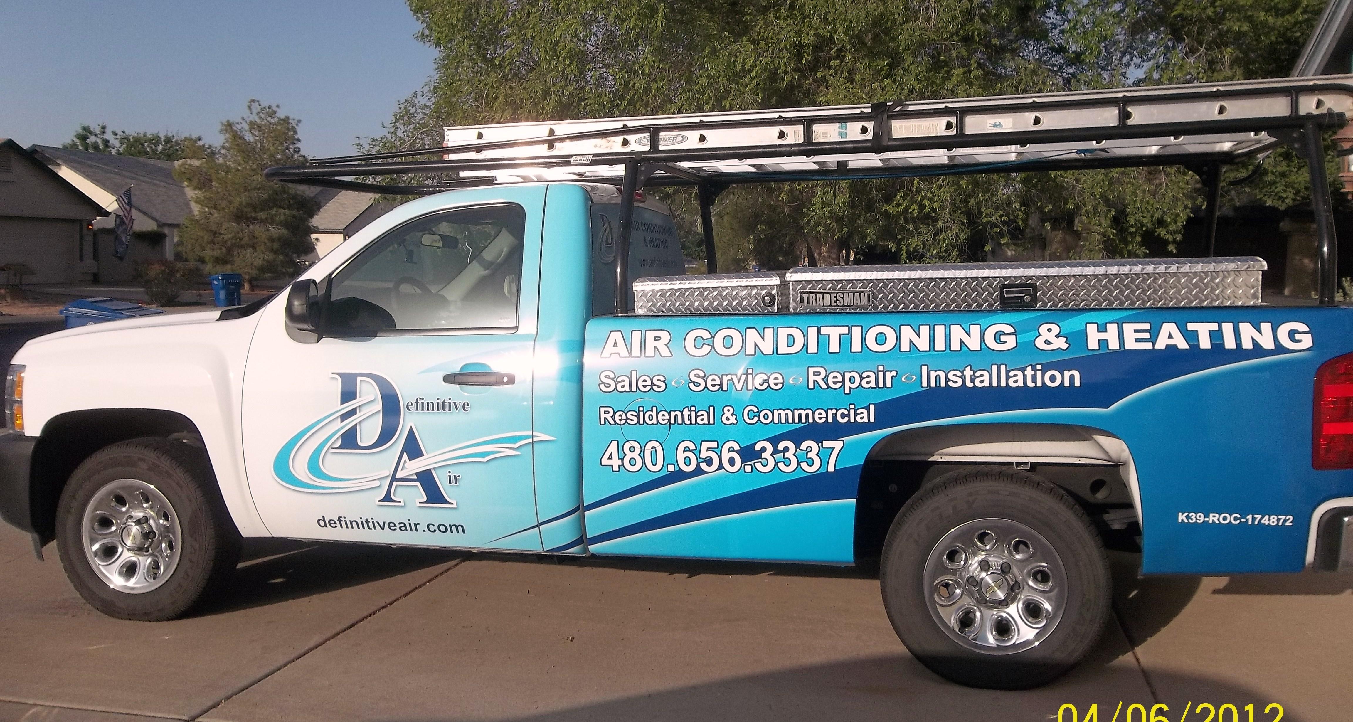 Definitive Air Truck